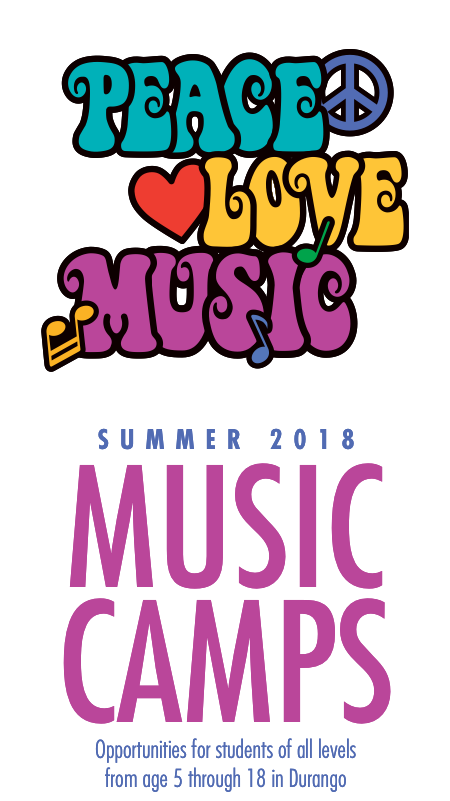 2018 Summer Music Camps